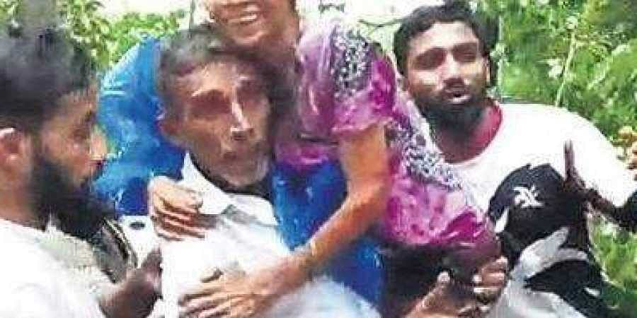 62-year-old is now Charmadi's hero