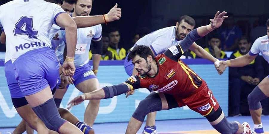 Bengaluru Bulls thumps Tamil Thalaivas