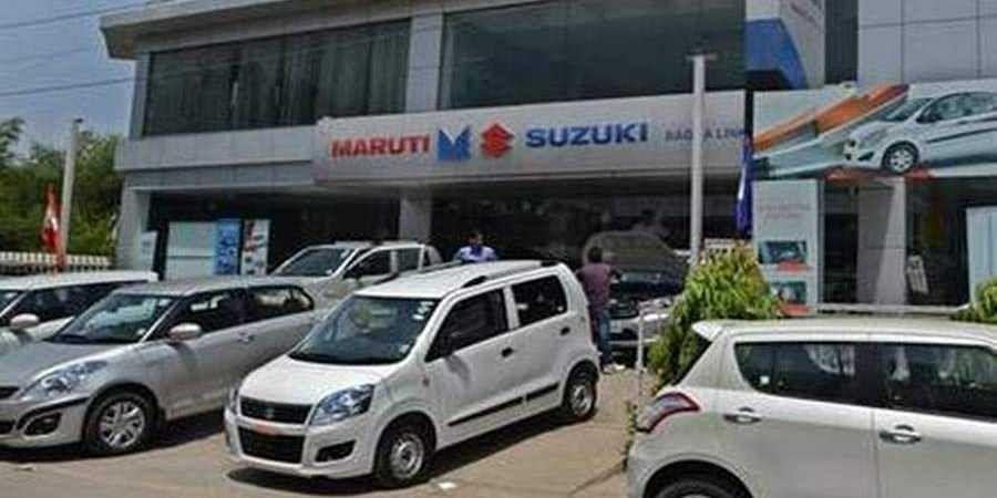 Maruti Suzukix