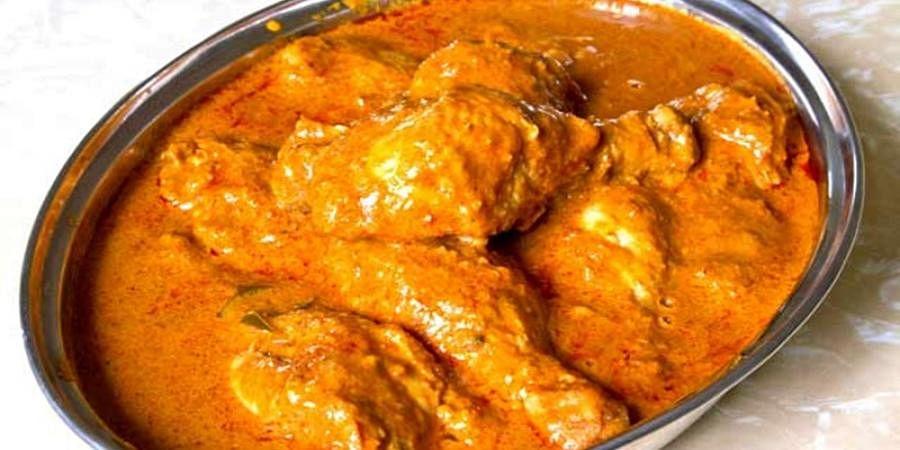 Mangaluru special Chicken Curry
