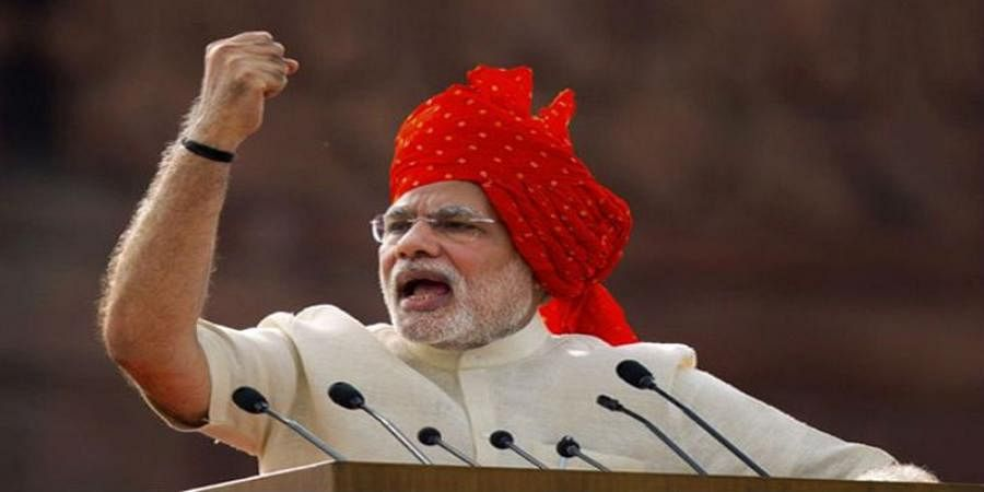 PM Modi likely to unfurl flag in Kashmir on Independence Day