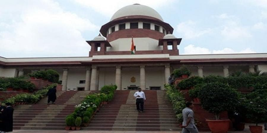 Supreme Court (File Photo | EPS)