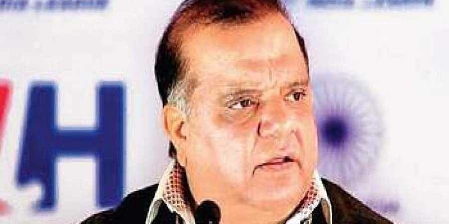 Indian Olympic Association (IOA) President Narinder Batra
