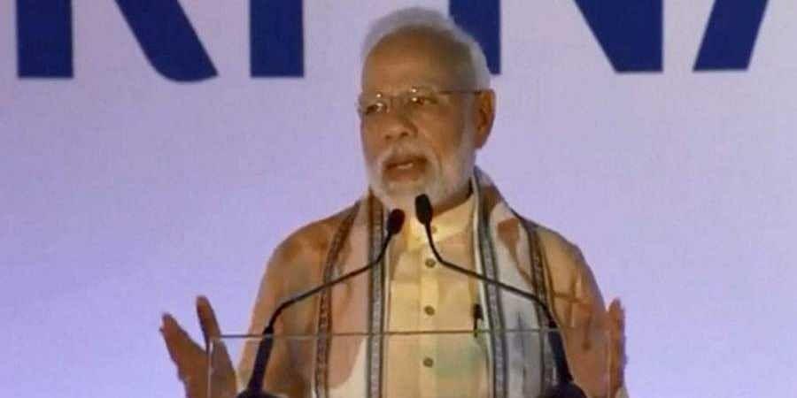 PM Modi spoke at Behrain