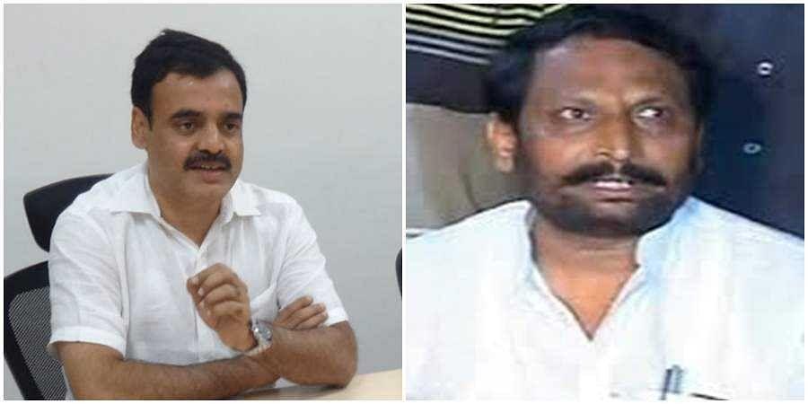 CN Ashwath Narayan Deputy
