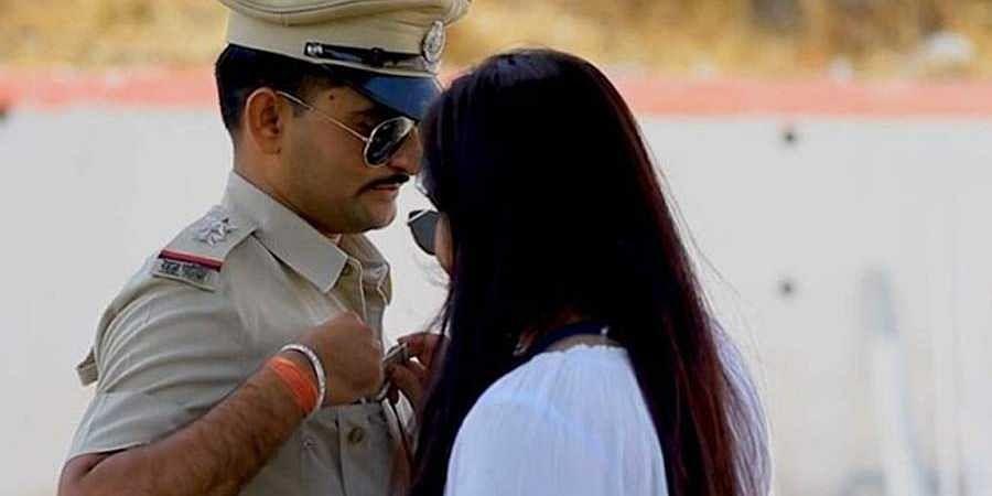 Cop 'Bribed' By Bride