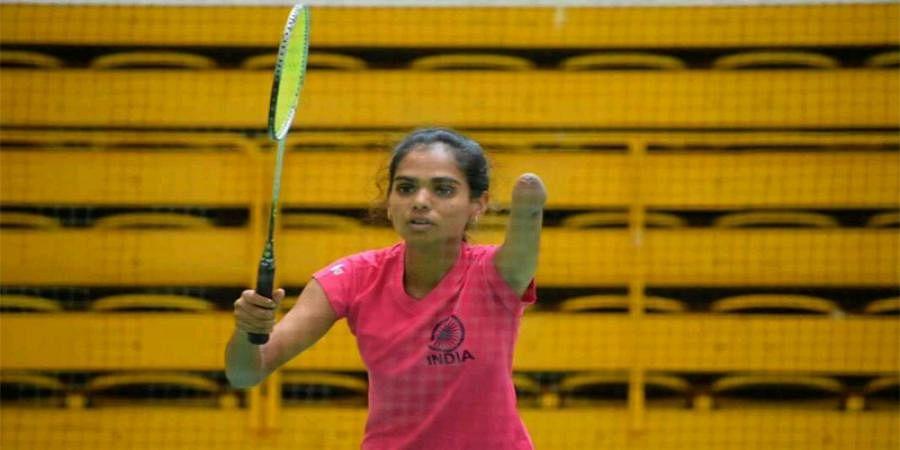 Khanapur girl part of World Para-Badminton Championship