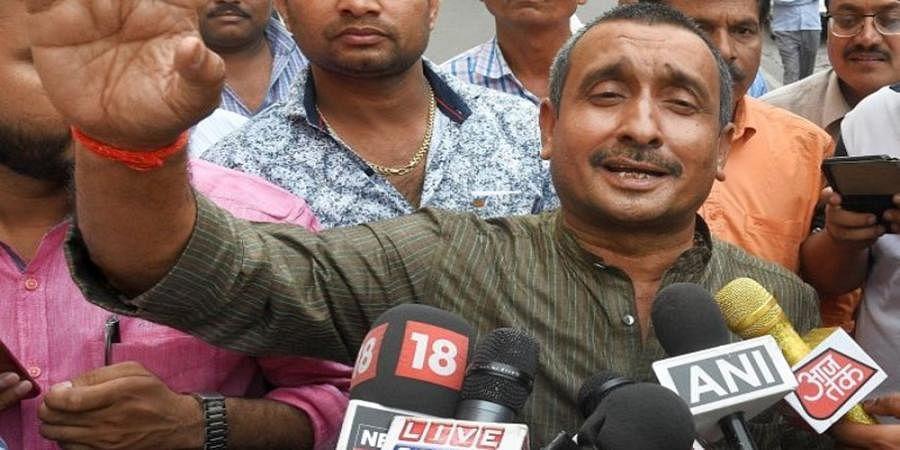 Unnao rape accused MLA Kuldeep Singh Sengar's arms licences revoked