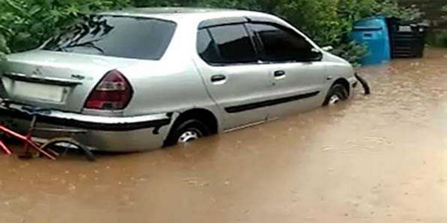 Krishna floods: Normal life thrown out of gear in four districts in North Karnataka
