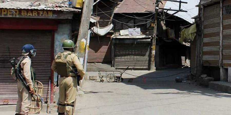 65-year-old shopkeeper killed by terrorists in Parimpora area of Srinagar, search underway