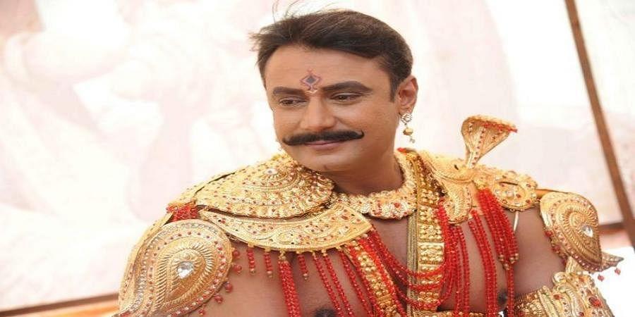 Sage Valmiki penned Mahabharata: Actor Darshan goofs up on Kurukshetra movie
