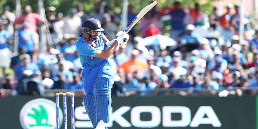 Cricket: Rohit Sharma fifty, Krunal cameo propel India to 167/5