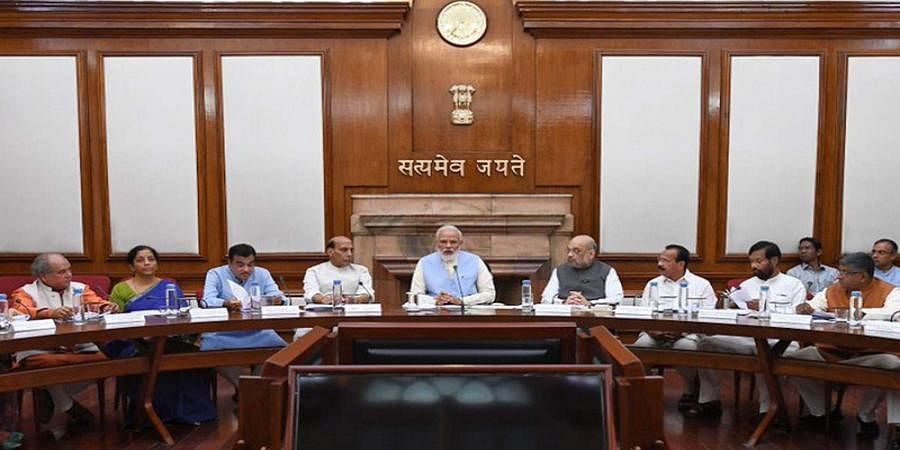 Union Cabinet To Meet At PM Modi's delhi Residence Today Amid Kashmir Uncertainty