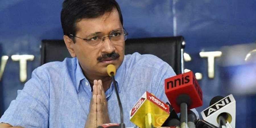 Arvind Kejriwal Backs Centre On Jammu And Kashmir Move