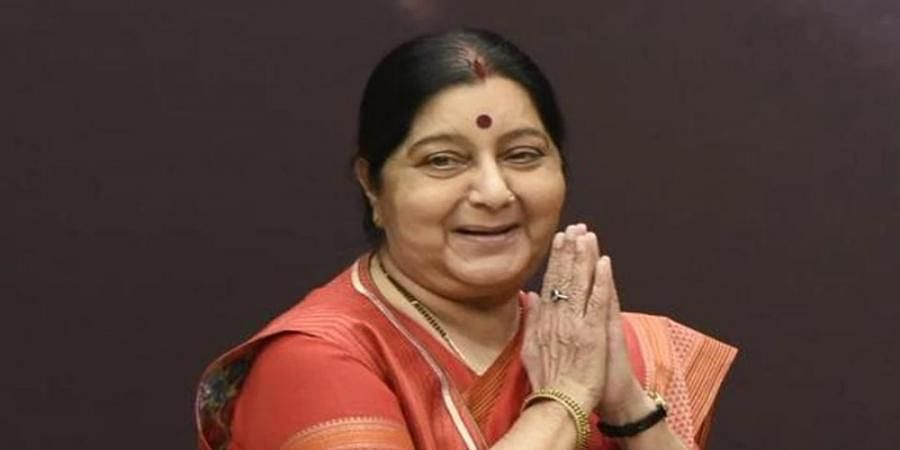Sushma Swaraj(File photo)
