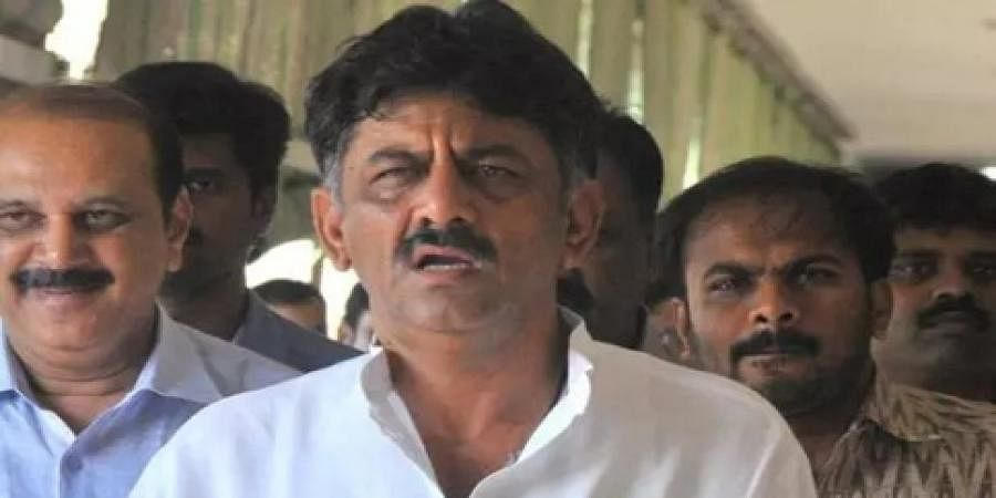 Centre's move to reconsider Mekedatu project is Politically motivated, says DK Shivakumar
