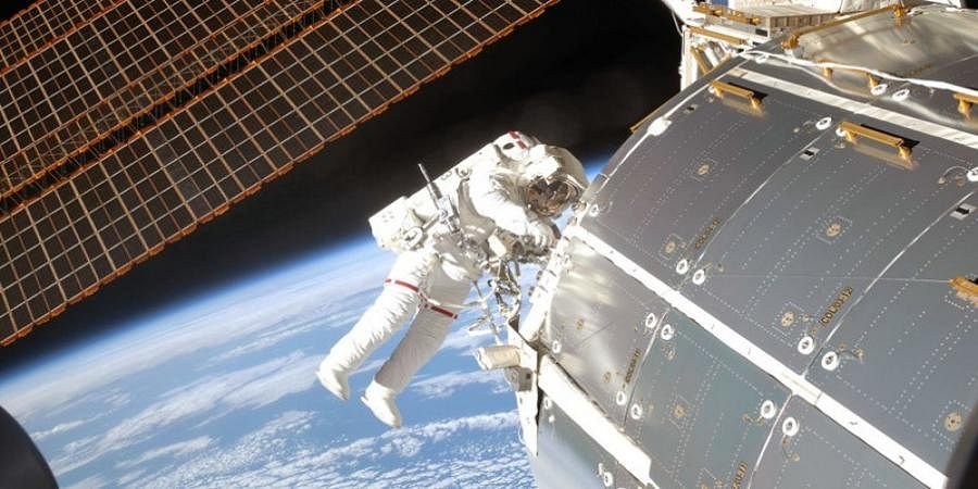 Scientists worry space travel might severely damage astronauts' brains