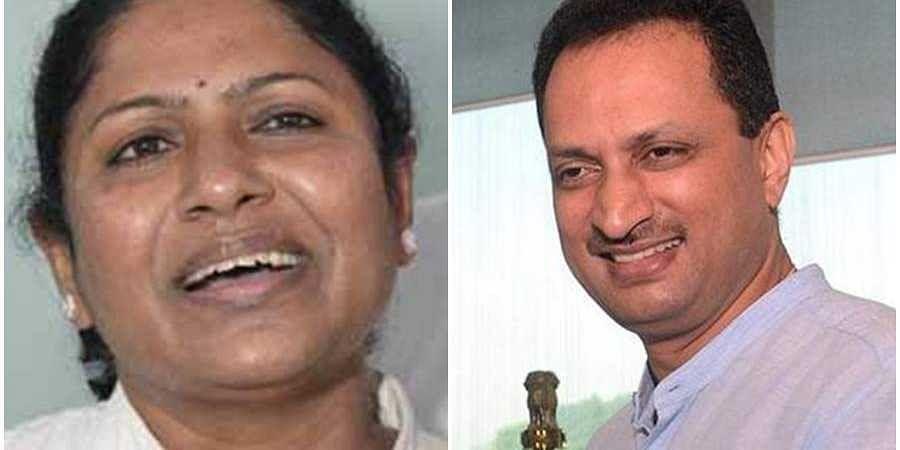 Tejaswini Ramesh and Anant Kumar Hegde