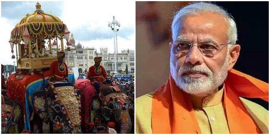 Mysuru Dasara procession to highlight Modi government's achievement, says minister V.Somanna