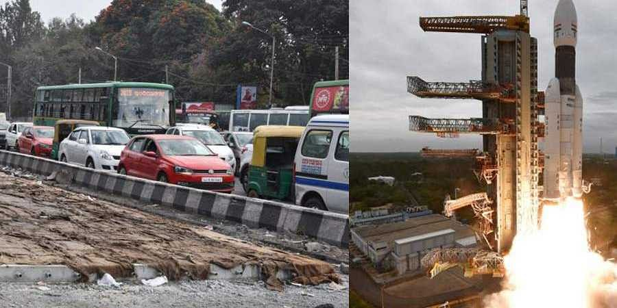 BBMP's white-topping project