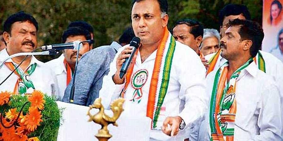 KPCC president Dinesh Gundurao