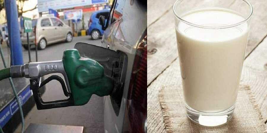 Milk costlier than petrol in Pakistan