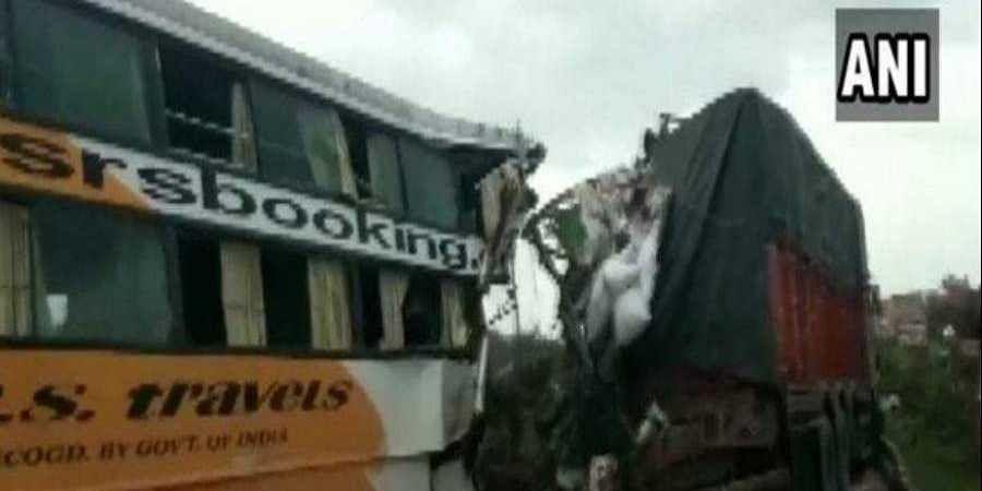 Maharashtra Accident