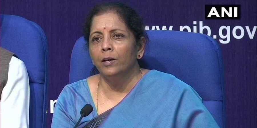Revival signs in industrial production, fixed investment: Finance Minister