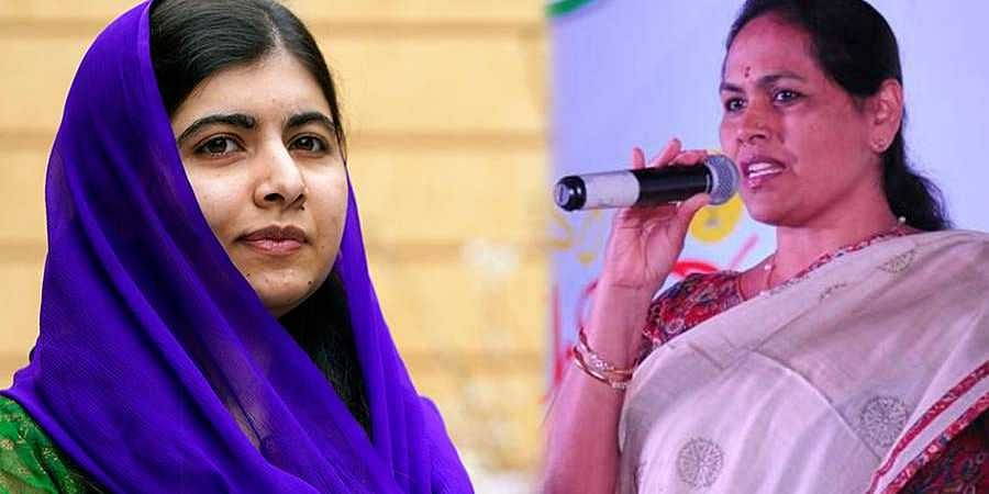 BJP MP Shobha Karandlaje To Malala