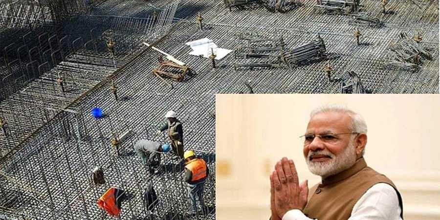 Representational images, PM Narendra Modi in inside picture