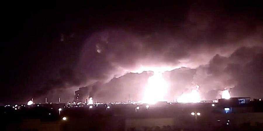 US blames Iran for Saudi oil attack despite Iranian denials