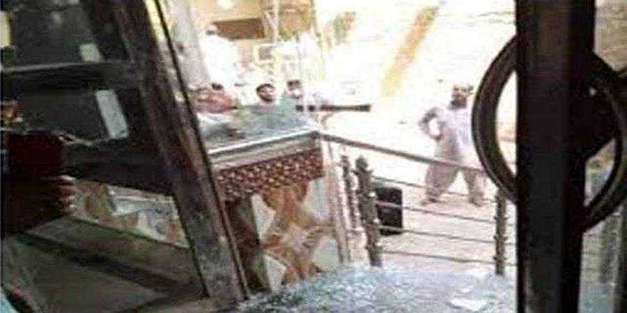 Hindu temples, houses attacked in Pakistan's Ghotki after alleged blasphemy by a school principal