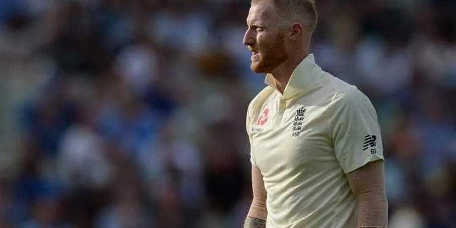 cricketer Ben Stokes