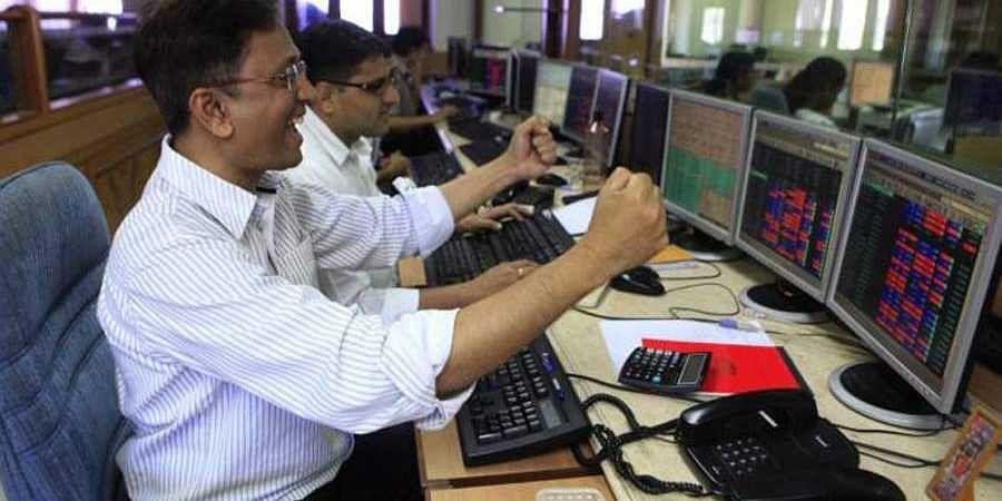 Sensex up 1,921 points