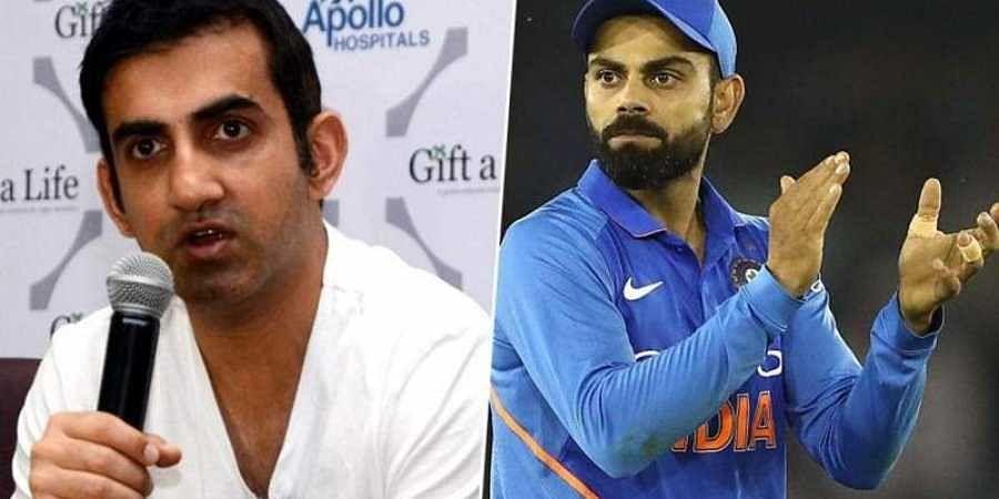 Gautam Gambhir takes dig at Kohli, labels Rohit, Dhoni as reasons behind his captaincy success for India