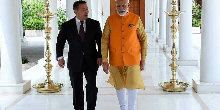 Mongolian president