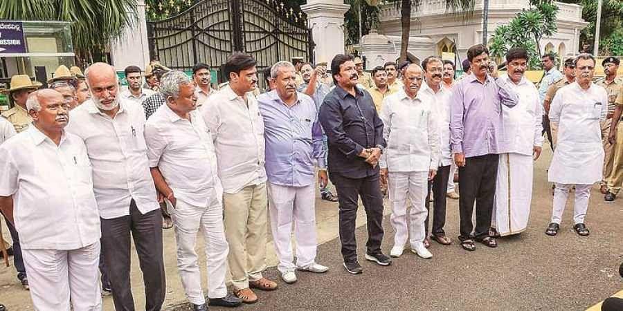 Karnataka's Rebel MLAs