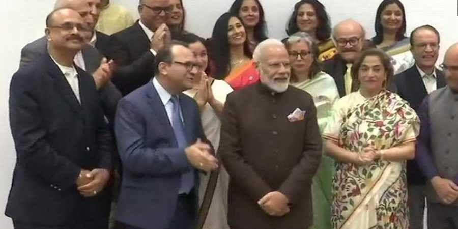 PM Modi tells Kashmiri Pandits in Houston
