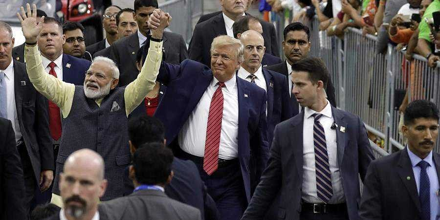 'Watershed moment for India-US ties': Modi thanks Trump for his presence at Houston event