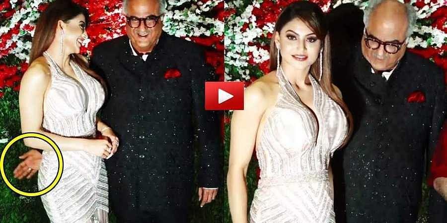 Boney Kapoor-Urvashi Rautela