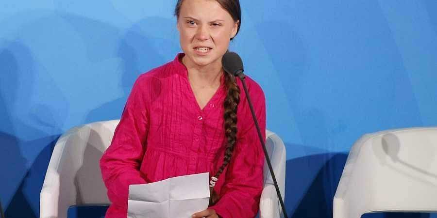 'How dare you?' Teen climate activist slams world leaders at UN