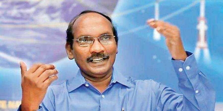 ISRO chief Sivan