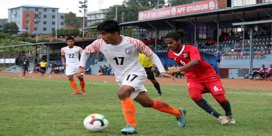 India to take on Bangladesh in final of SAFF Under-18 Football Championship 2019