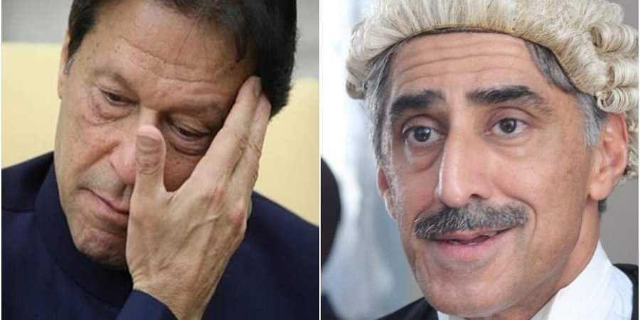Imran Khan-Khawar Qureshi