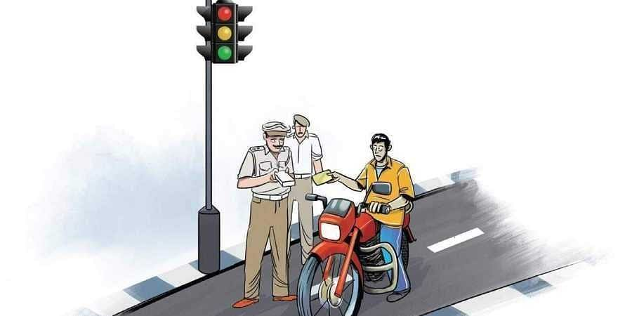 Delhi Traffic Police will pay double penalty if found violating new Motor Vehicles Act