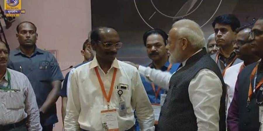 Proud of you: India tells Isro after contact lost with Chandrayaan-2 lander Vikram