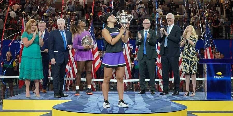 Bianca Andreescu Wins the U.S.Open