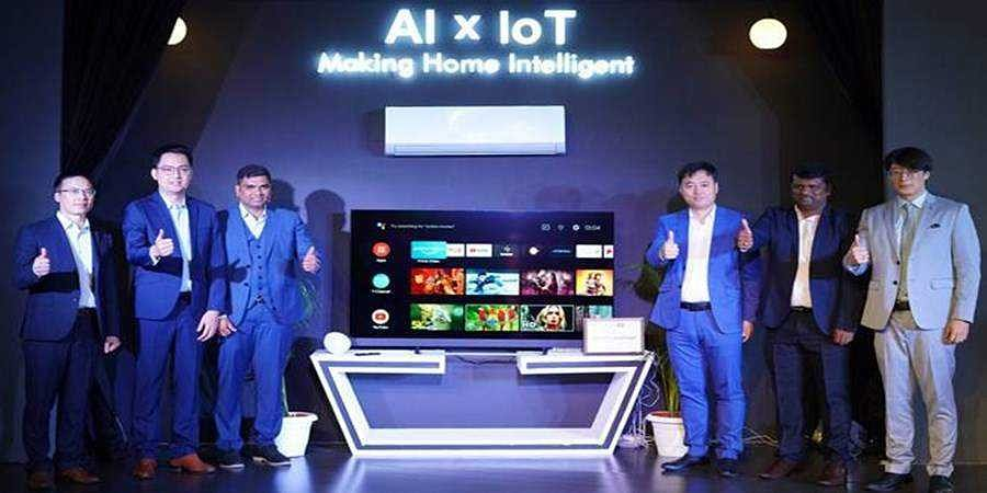 TCL launches AI-powered, IoT-enabled smart TV and ACs in India