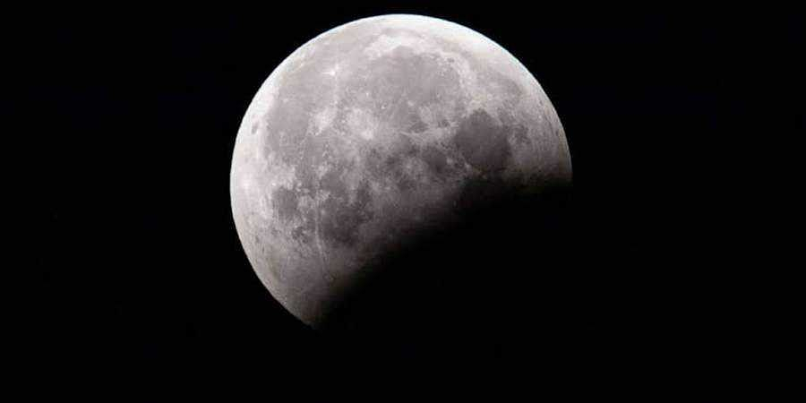 Wolf Moon lunar eclipse