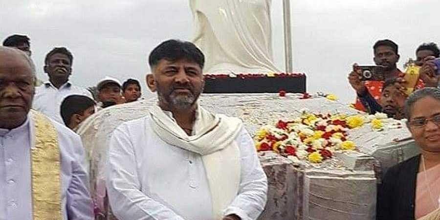 Dk Shiva kumar